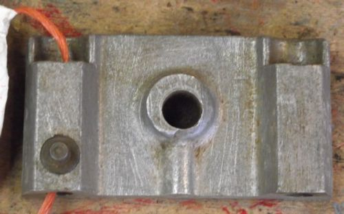 McConnel Tractor Hydraulic Cover Plate.